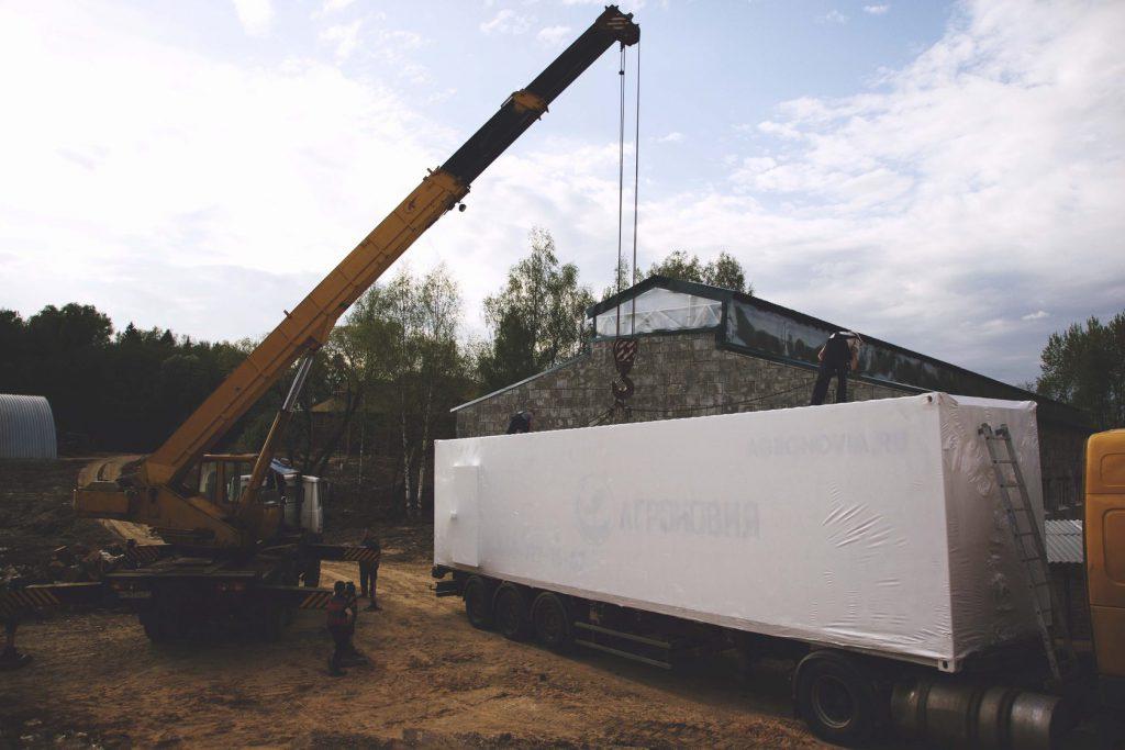 IMG 4992 1024x683 - Фермеры Московской области рассказывают о преимуществах гидропонных технологии